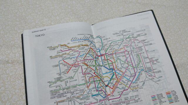 EDiT 地下鉄路線図