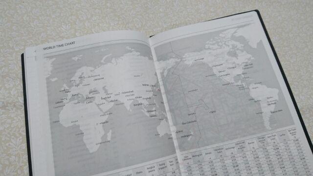 EDiT 世界地図